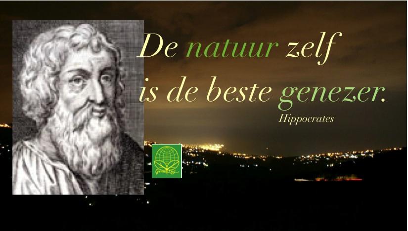 Natuur geneest
